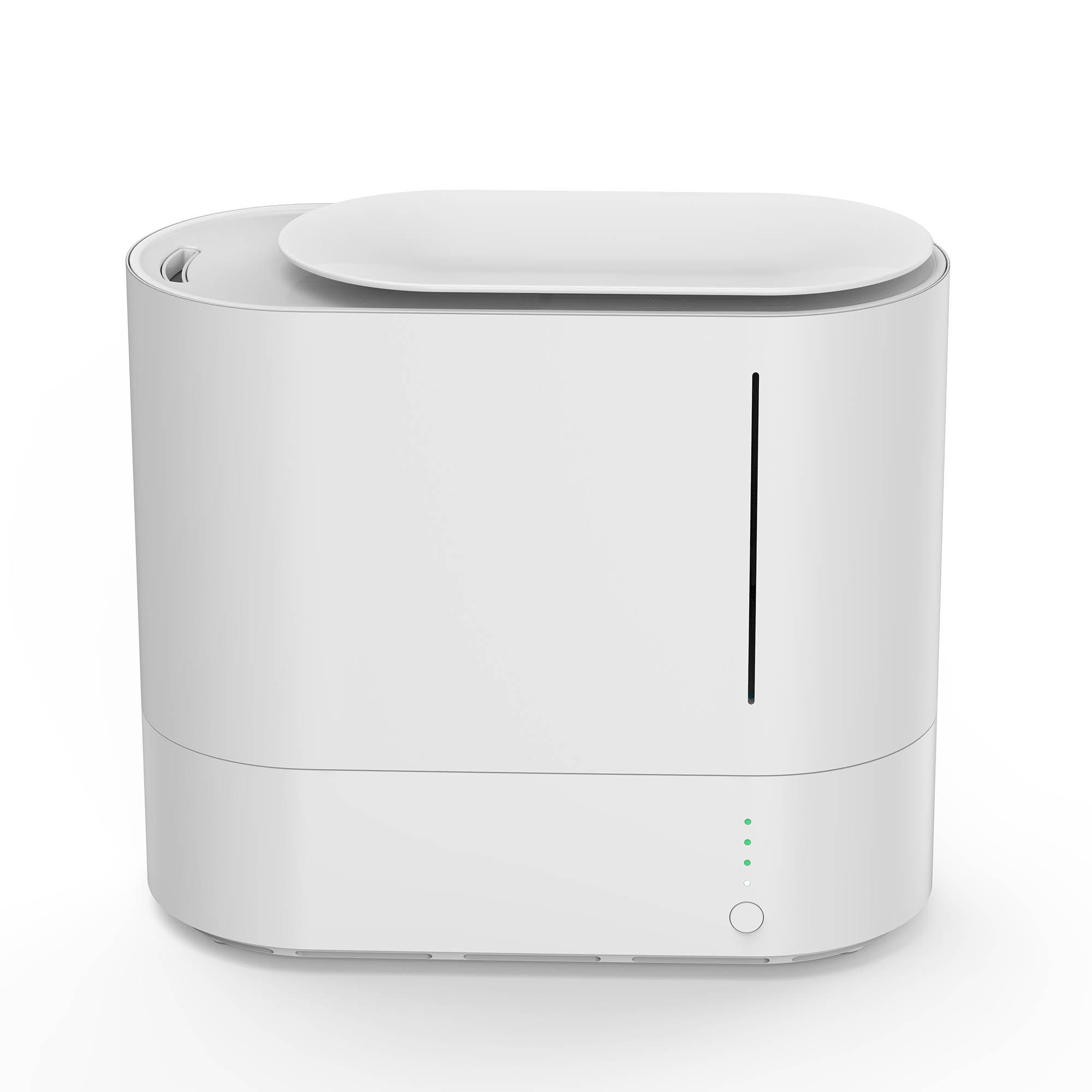 Умный Wi-Fi увлажнитель воздуха HIPER Iot Humidifier 2.2L